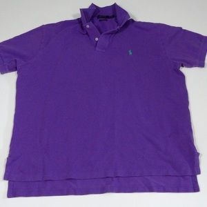 Polo Ralph Lauren  Polo Shirt Mens Xl